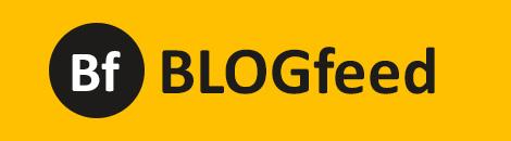 BLOGfeed logo serwisu